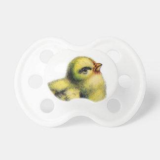 Baby chick Pacifer Dummy