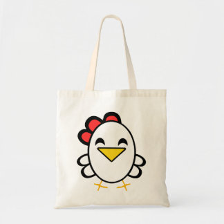 Baby Chicken Tote Bag