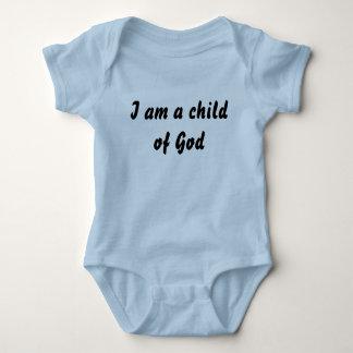 Baby Child of God Baby Bodysuit