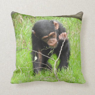 Baby Chimp Cushion