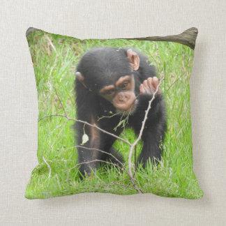 Baby Chimp Cushion