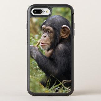 Baby Chimpanzee | Pan Troglodytes OtterBox Symmetry iPhone 8 Plus/7 Plus Case