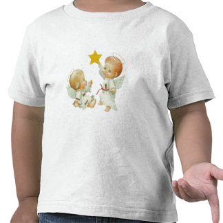 Baby Christmas Angels Tshirts