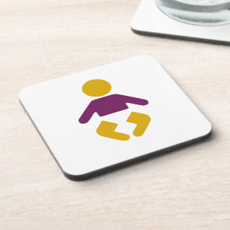 Baby Coaster. Personalize it!