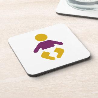 Baby Coaster Personalize it Posavaso