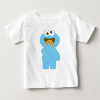 Baby Cookie Monster Eating Shirt