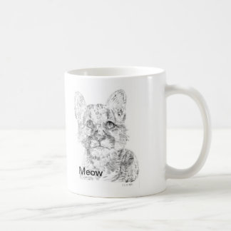Baby Cougar Mug