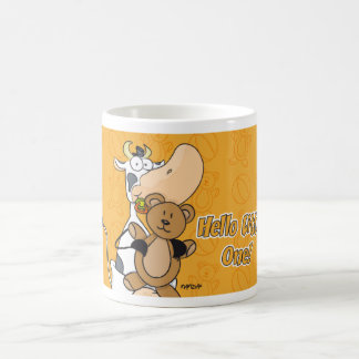 "Baby Cow ""Hello Little One!"" Coffee Mug"