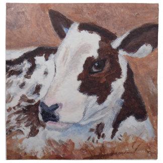 Baby Cow Napkins