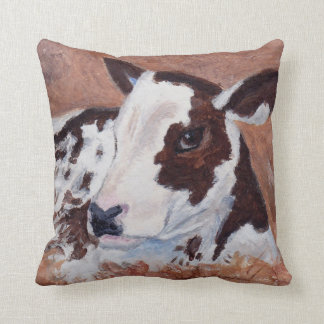 Baby Cow Pillow