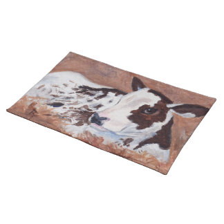 Baby Cow Placement Placemats