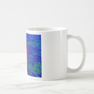 Baby Cow Purple grass Mugs