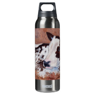 Baby Cow 16 Oz Insulated SIGG Thermos Water Bottle
