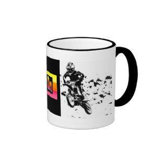 BaBy Cross Black Coffee Mug