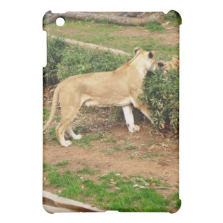 Baby Cub and Mother Lion Cover For The iPad Mini