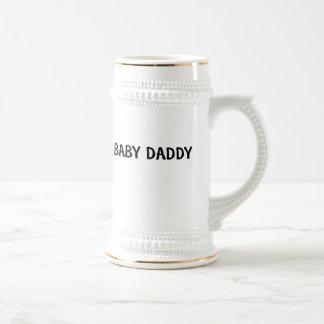 BABY DADDY COFFEE MUG