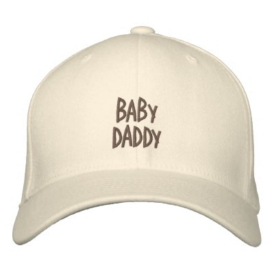 Baby, Daddy-Saying-Embroidered Hat Baseball Cap