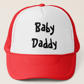 Baby Daddy Trucker Hat