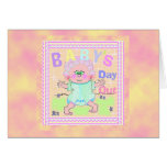 Baby Day Out Greeting Card