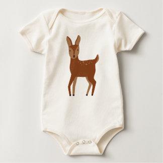 Baby deer! baby bodysuit