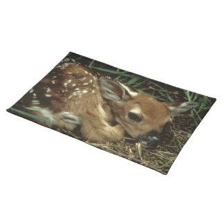 Baby Deer Placemat