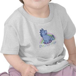 Baby Democrat Donkey Shirt