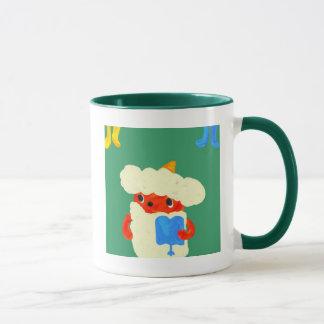 Baby demon mug