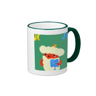 Baby demon ringer mug