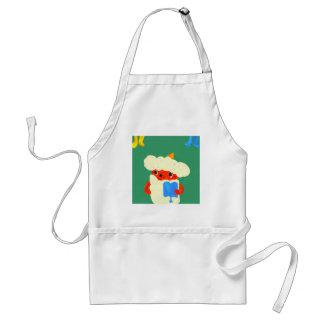 Baby demon standard apron