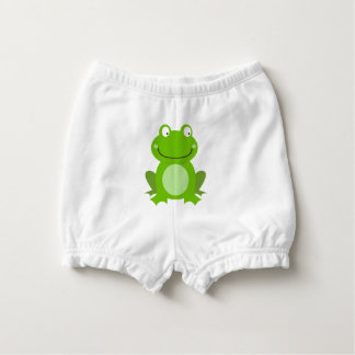 Baby diapers with Frog Nappy Cover