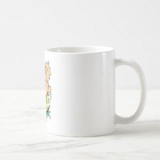 Baby Dinosaur Cartoon Coffee Mug