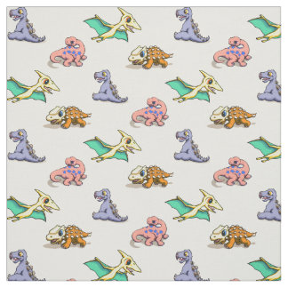 Baby Dinosaur Fabric