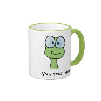 Baby Dinosaur Ringer Mug