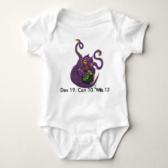 Baby Displacer Beast Infant Bodysuit