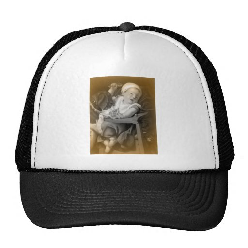 Baby Dog & Cat Trucker Hat