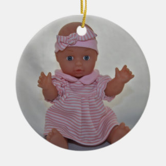 Baby Doll Ornament