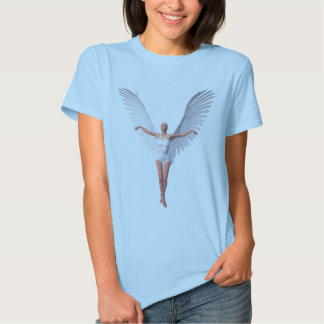 Baby doll (Shirt) - Angel 1 - Signed DocRoy 2011 T Shirts