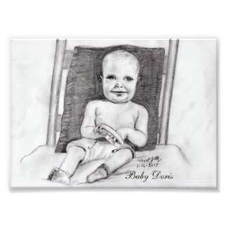 Baby Doris Photograph