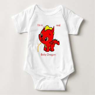 Baby Dragon Baby Bodysuit