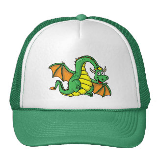 Baby Dragon Mesh Hat