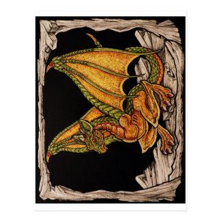 Baby Dragon items Postcard