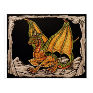 Baby Dragon items Postcards