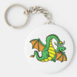 Baby Dragon Keychains