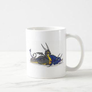 baby dragons basic white mug
