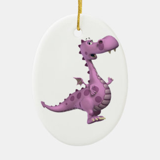Baby Dragons: Smoky, Vl. 2 Christmas Ornament