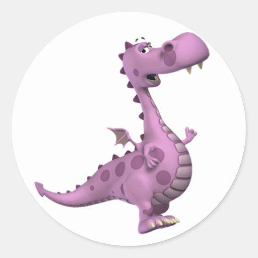 Baby Dragons: Smoky, Vl. 2 Sticker