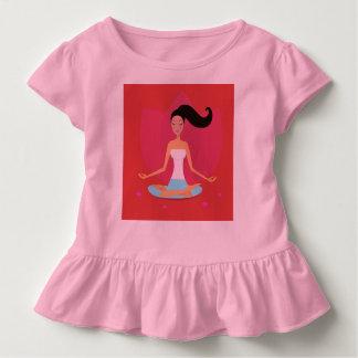 Baby dress : yoga girl