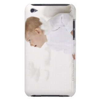 Baby Dressed as Angel iPod Case-Mate Cases