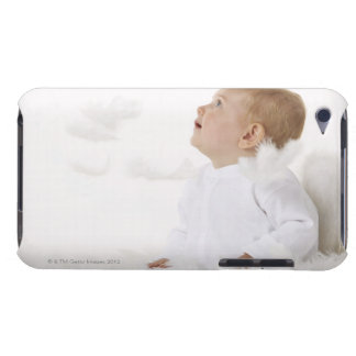 Baby Dressed as Angel iPod Touch Case-Mate Case