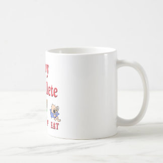Baby Duathlete 2 Basic White Mug